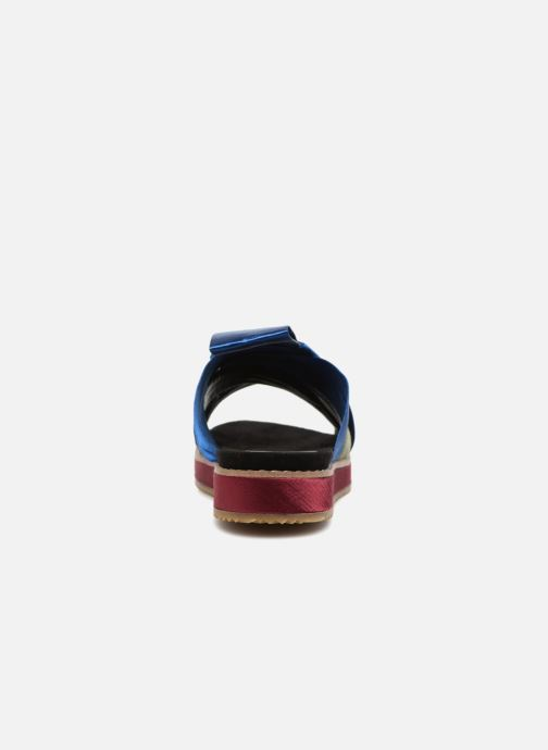 Sandalen Sixty Seven Blue dead blau ansicht von rechts