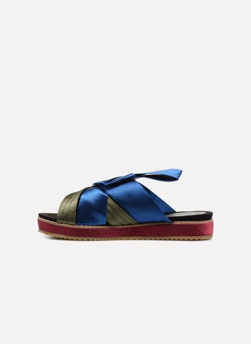 Sandales et nu-pieds Sixty Seven Blue dead Bleu vue derrière