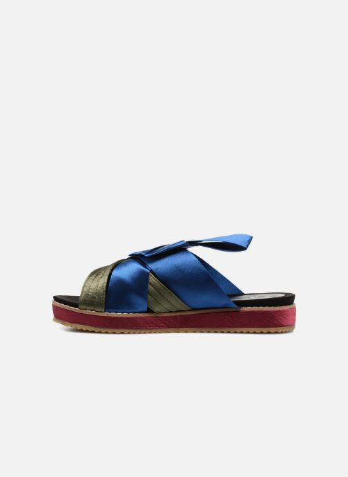 Sandalen Sixty Seven Blue dead blau ansicht von hinten