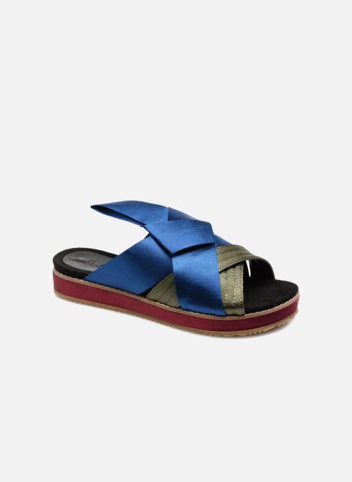 Sandales et nu-pieds Femme Blue dead