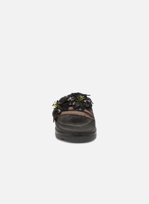 Mules et sabots Sixty Seven Baso Noir vue portées chaussures