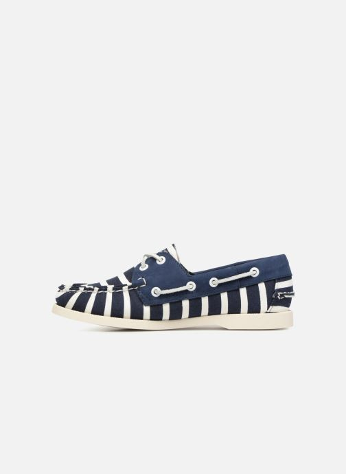 Chaussures à lacets Sebago Docksides Sebago X Armorlux Bleu vue face
