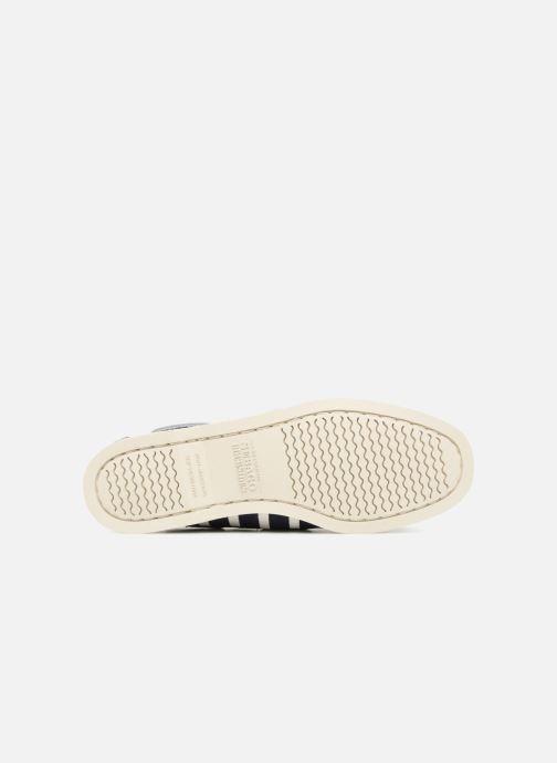 Chaussures à lacets Sebago Docksides Sebago X Armorlux Bleu vue haut