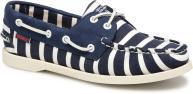 Chaussures à lacets Femme Docksides Sebago X Armorlux