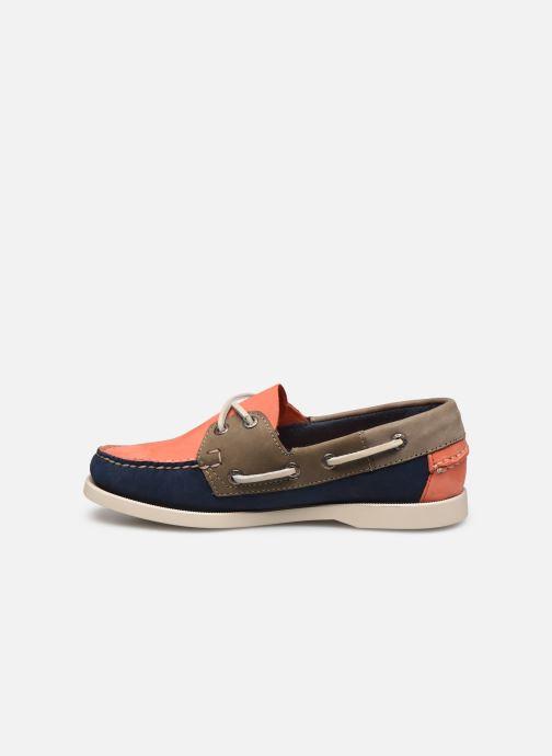 Chaussures à lacets Sebago Spinnaker1 Bleu vue face