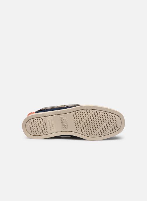 Chaussures à lacets Sebago Spinnaker1 Bleu vue haut