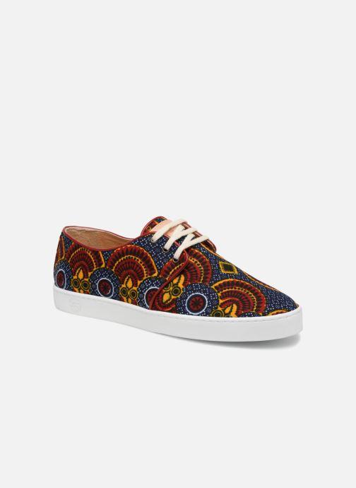 adcc507d2401 Panafrica Oasis W (Multicolore) - Baskets chez Sarenza (321248)
