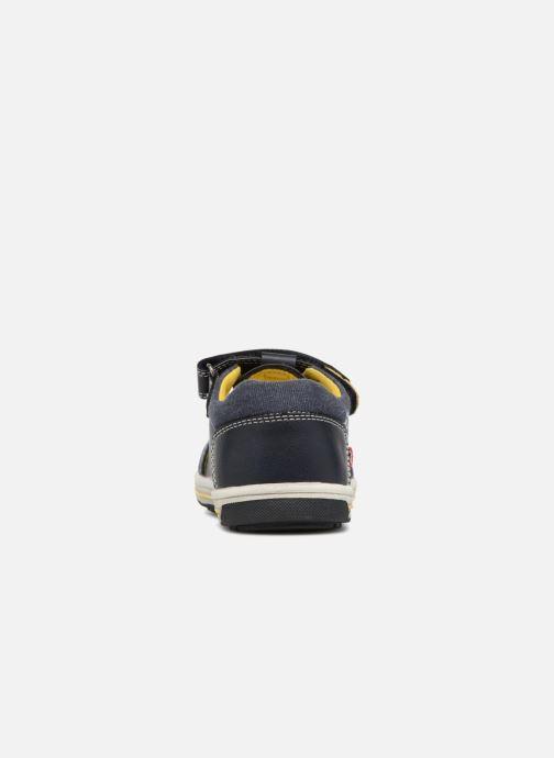Sandali e scarpe aperte NA! Alvino Azzurro immagine destra
