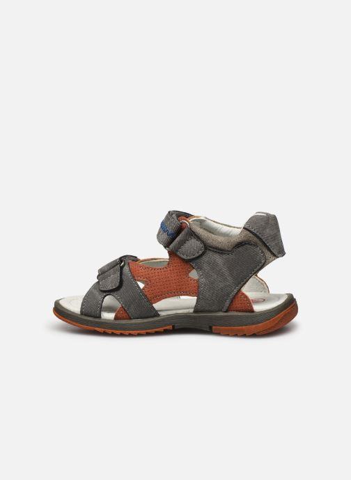 Sandalen NA! Anick braun ansicht von vorne