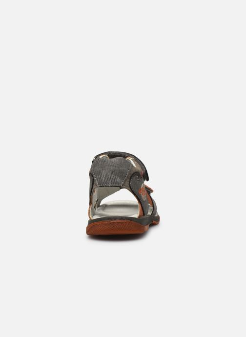 Sandali e scarpe aperte NA! Anick Marrone immagine destra