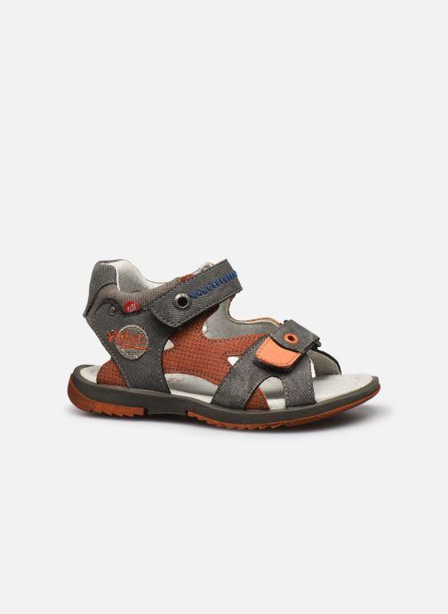 Sandali e scarpe aperte NA! Anick Marrone immagine posteriore