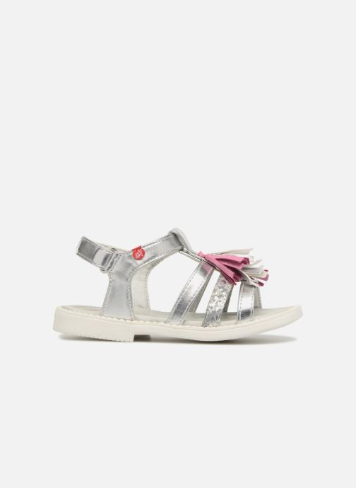 Sandals NA! Api Silver back view