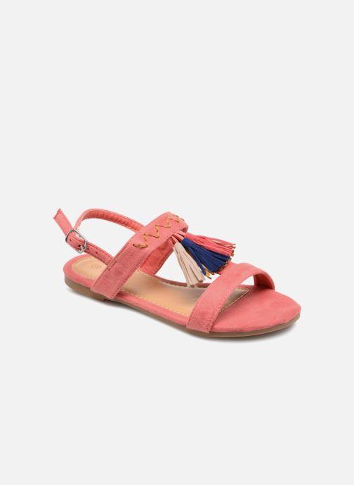 Sandales et nu-pieds NA! Santiana Rose vue détail/paire