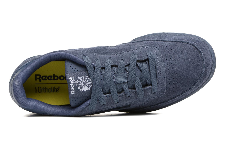 Baskets Reebok CLUB C/BS7285 Bleu vue gauche