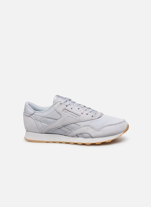 Sneakers Reebok CL nylon Grijs achterkant