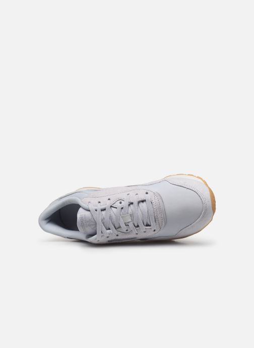 Sneakers Reebok CL nylon Grijs links