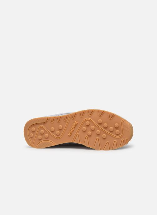 Sneakers Reebok CL nylon Grijs boven