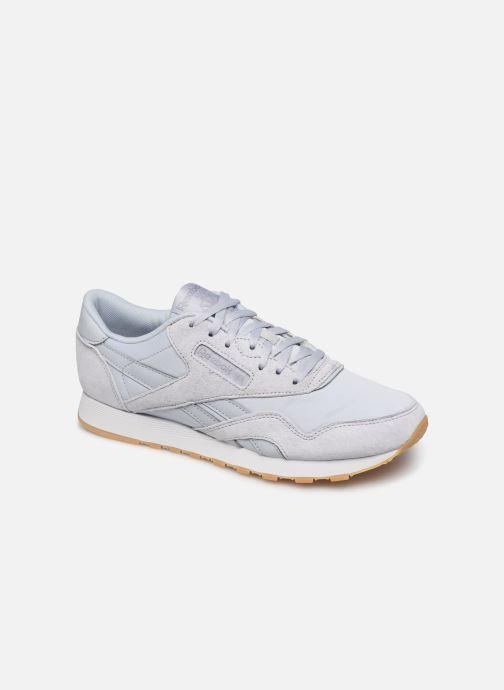 Sneakers Reebok CL nylon Grijs detail