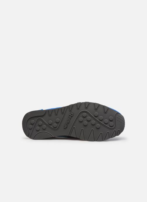 Sneakers Reebok CL nylon Bianco immagine dall'alto