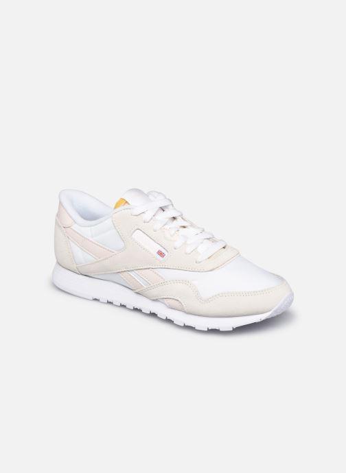 Sneakers Reebok CL nylon Bianco vedi dettaglio/paio