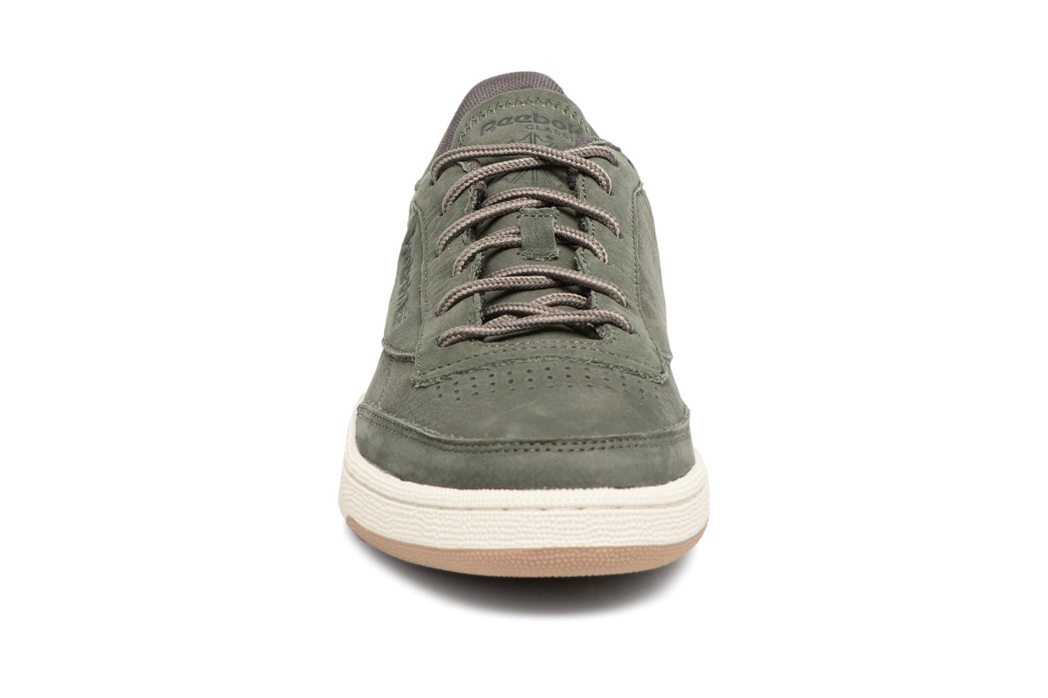 Sneakers Reebok CLUB C 85 WP Groen model