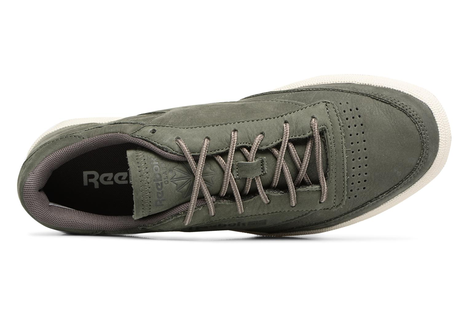 Sneakers Reebok CLUB C 85 WP Groen links