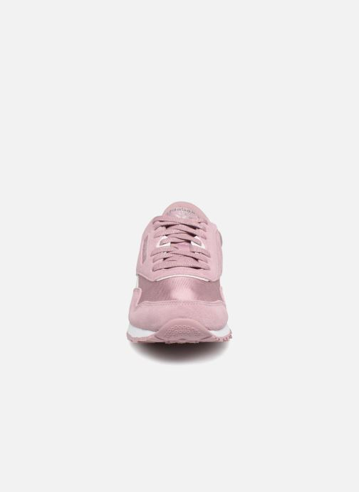 Trainers Reebok CL NYLON 1 Pink model view