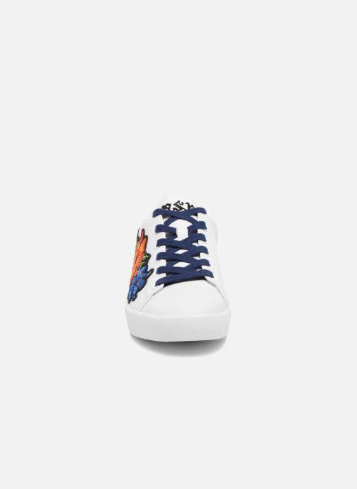 Baskets Ash Neo Combo A Blanc vue portées chaussures