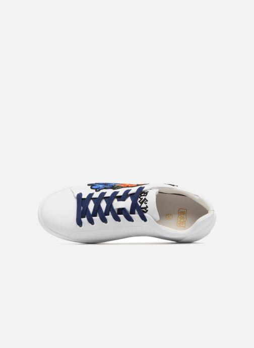 Baskets Ash Neo Combo A Blanc vue gauche