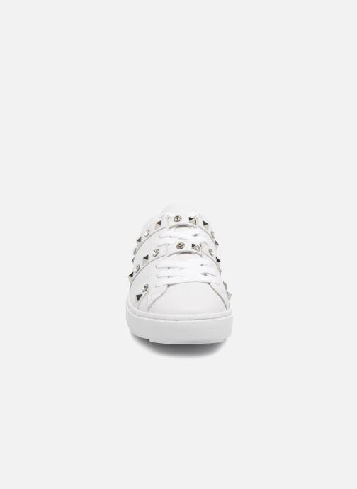 Baskets Ash Party Combo A Blanc vue portées chaussures