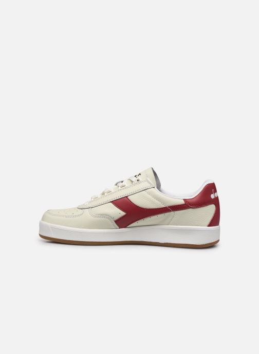 Sneakers Diadora B.ELITE L Bianco immagine frontale