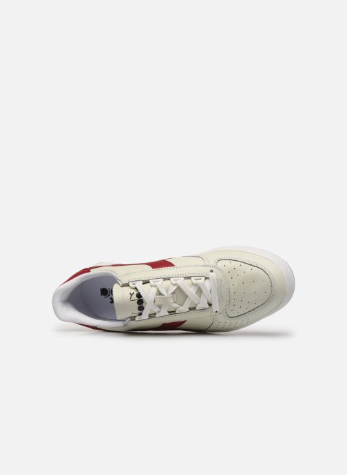 Trainers Diadora B.ELITE L White view from the left