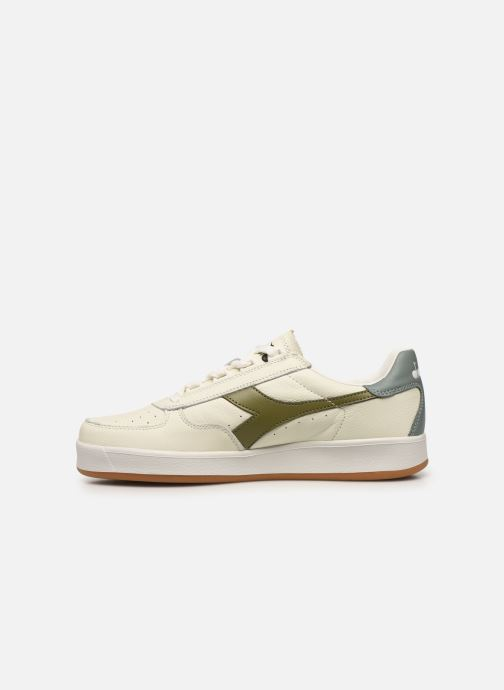 Baskets Diadora B.ELITE L Blanc vue face