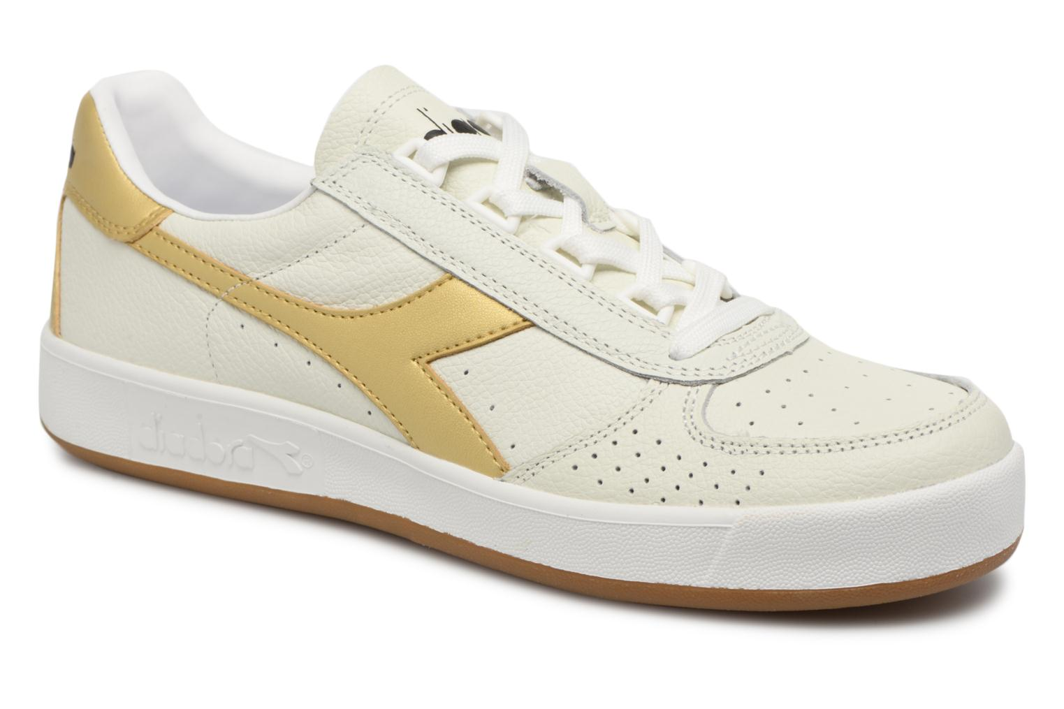 B White gold elite Diadora L SzVUMp