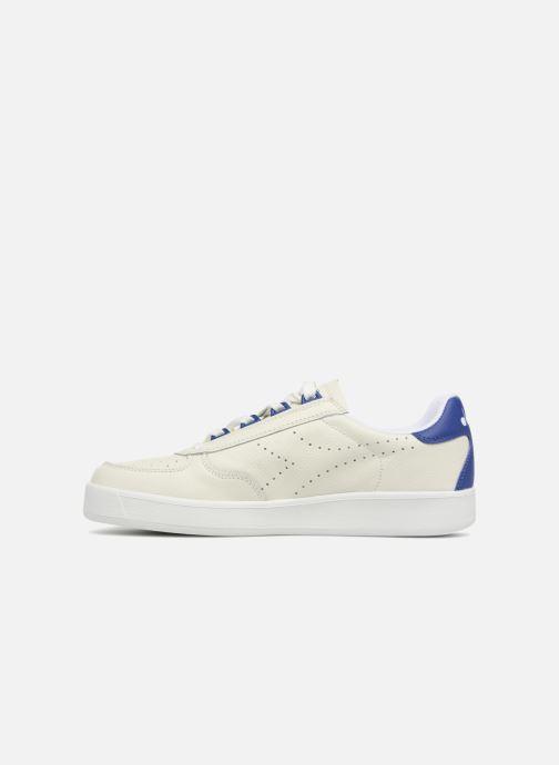 Baskets Diadora B.ELITE L PERF Blanc vue face