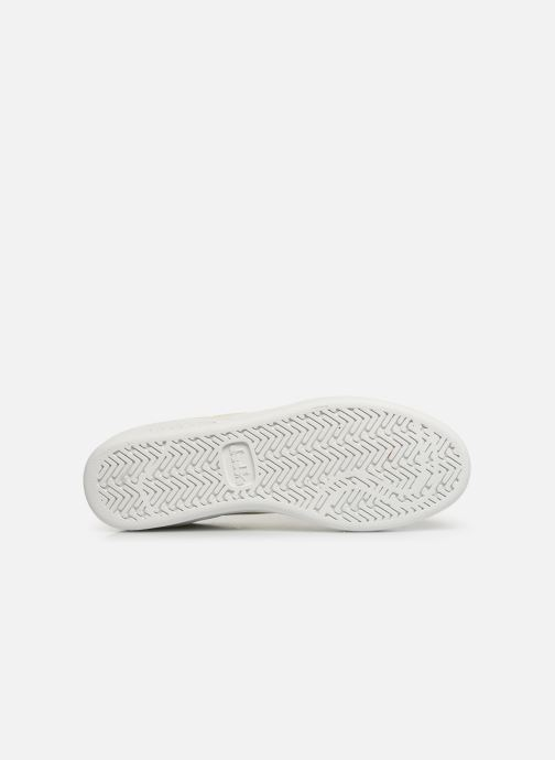 Sneaker Diadora B.ELITE L PERF weiß ansicht von oben