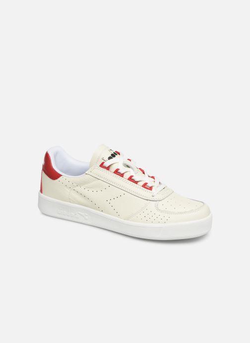 Baskets Diadora B.ELITE L PERF Blanc vue détail/paire