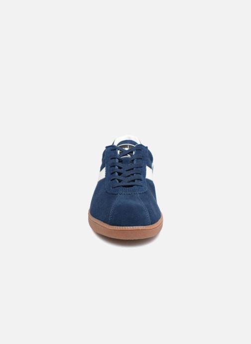 Baskets Diadora TOKYO Bleu vue portées chaussures