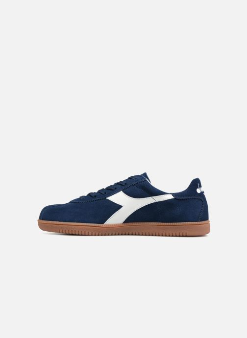 Trainers Diadora TOKYO Blue front view