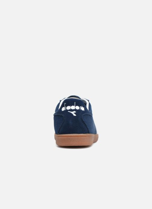 Baskets Diadora TOKYO Bleu vue droite