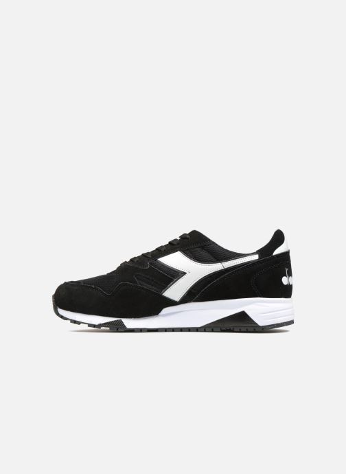 Baskets Diadora N902 S Noir vue face