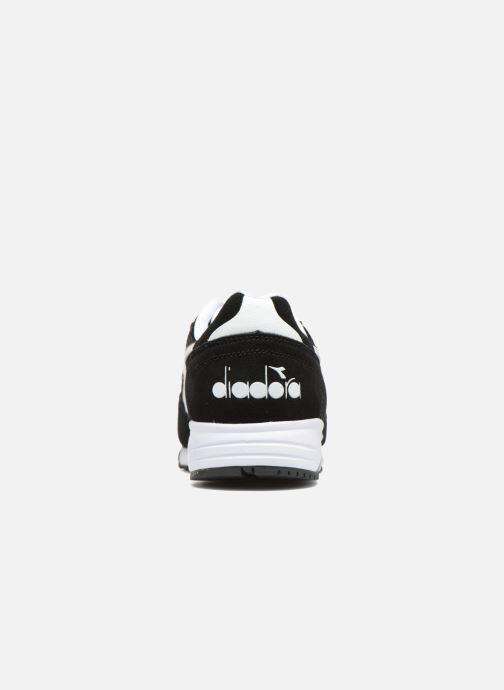 Baskets Diadora N902 S Noir vue droite