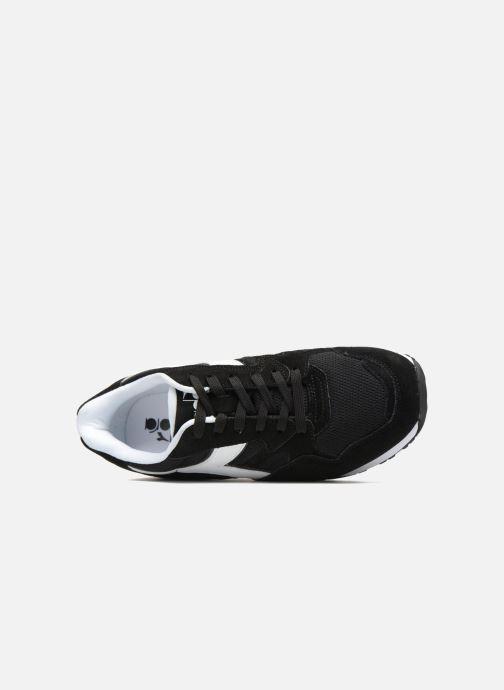 Baskets Diadora N902 S Noir vue gauche