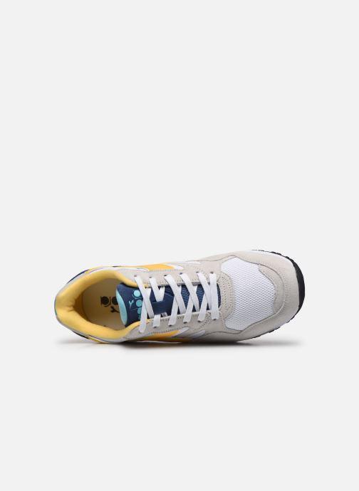 Baskets Diadora N902 S Blanc vue gauche