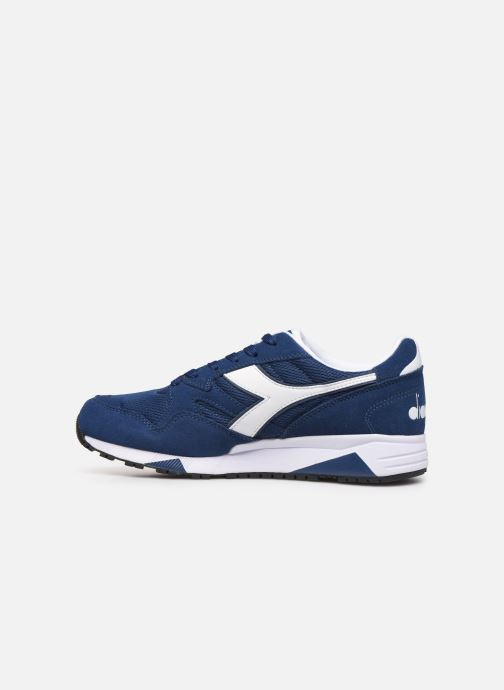 Trainers Diadora N902 S Blue front view