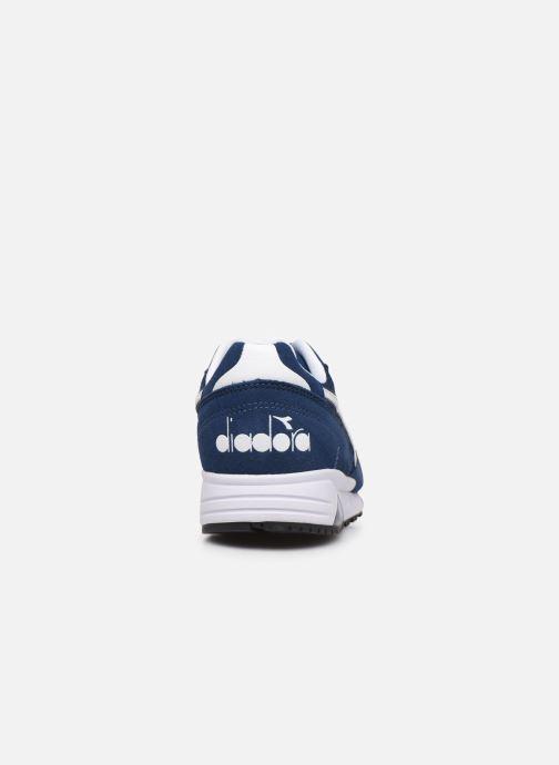 Sneakers Diadora N902 S Azzurro immagine destra
