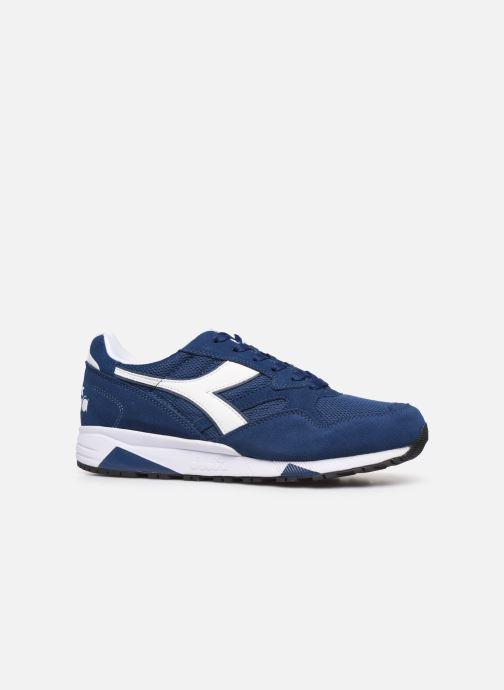 Sneakers Diadora N902 S Azzurro immagine posteriore