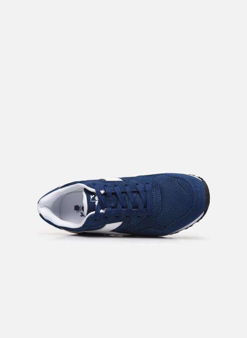Trainers Diadora N902 S Blue view from the left