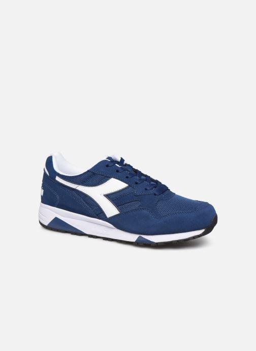 Sneakers Diadora N902 S Blå detaljeret billede af skoene