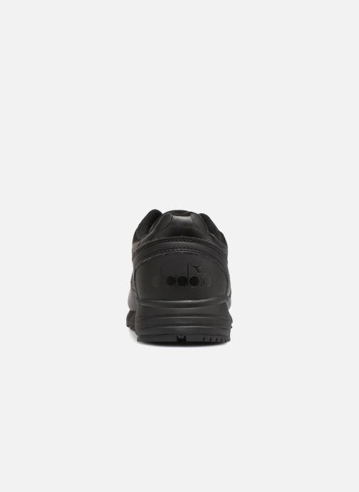 Sneakers Diadora N902 MM Nero immagine destra